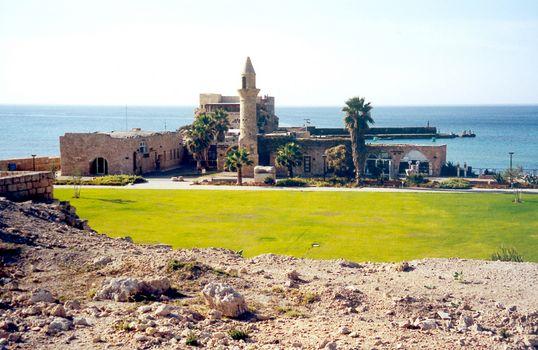 views of the minaret